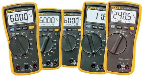 Fluke 117 EUR mulitmeter